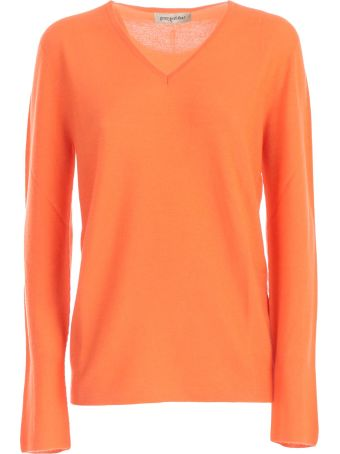 Gentry Sweater V Neck Cashmere