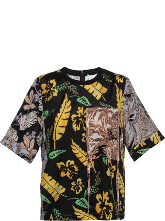3.1 Phillip Lim Patchwork T Shirt