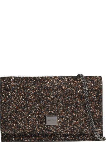 Jimmy Choo Lizzie Shoulder Bag