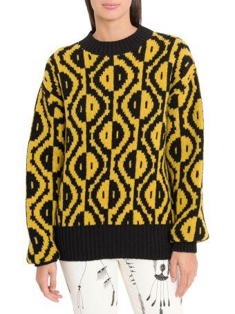 Dries Van Noten Wool And Cashmere-blend Sweater