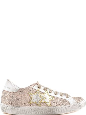 2Star 2 Star Embroidered Stars Sneakers