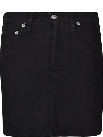 Balenciaga V-waist Mini Skirt