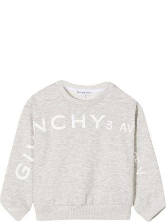 Givenchy Gray Sweatshirt