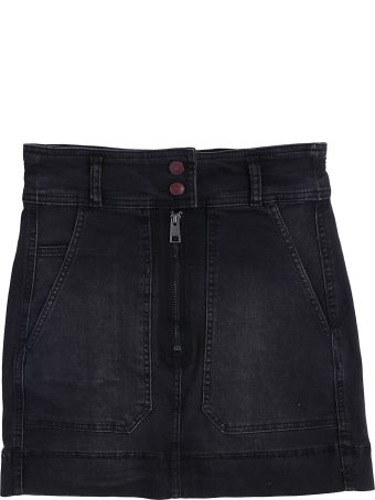 Zadig & Voltaire Jima Denim Skirt