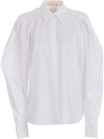 Sara Battaglia Loose Fit Shirt