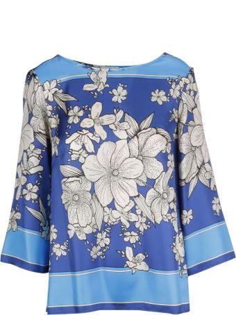 Parosh P.a.r.o.s.h. Floral Blouse