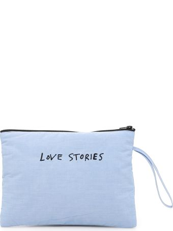 LOVE Stories Logo Toilet Bag
