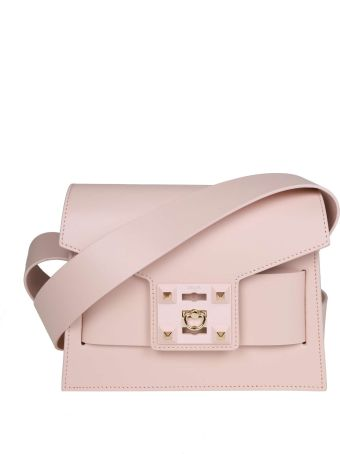 Salar Mila Bag In Skin Color Powder