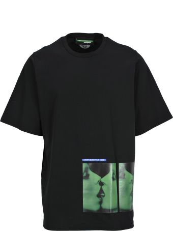 Dsquared2 D Squared Tshirt Oversized Double Print