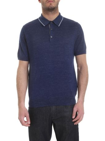 Brooks Brothers Polo Linen And Cotton