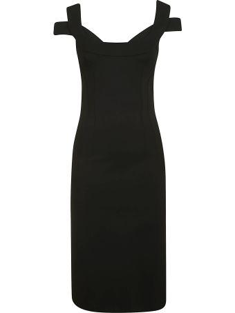 Dolce & Gabbana Rear Zip Dress