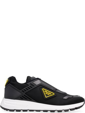 Prada Techno Fabric Low-top Sneakers