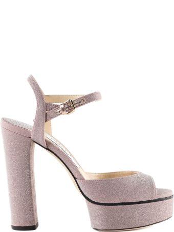 Jimmy Choo Peachy 125 Sandals