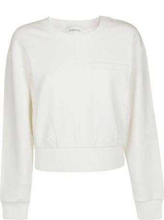 SportMax Cropped Sweatshirt