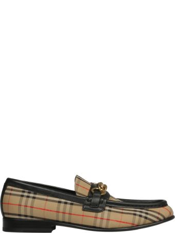 Burberry The 1983 Check Link Loafers