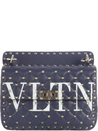 Valentino Rockstud Spike Shoulder Bag