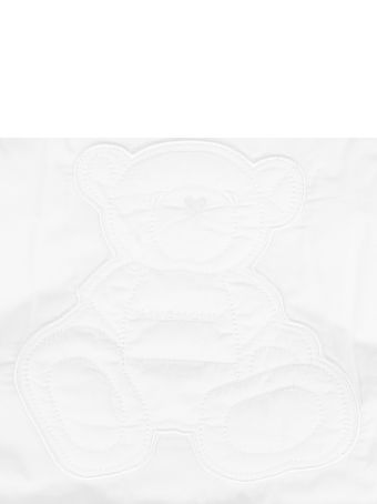 Givenchy White Blanket For Babykids