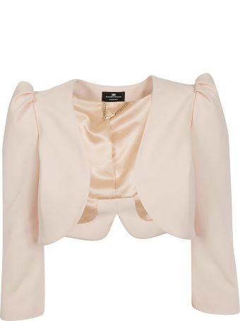 Elisabetta Franchi Celyn B. Elisabetta Franchi For Celyn B. Cropped Length Jacket