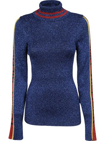 Tommy Hilfiger Contrast Glitter Sweater