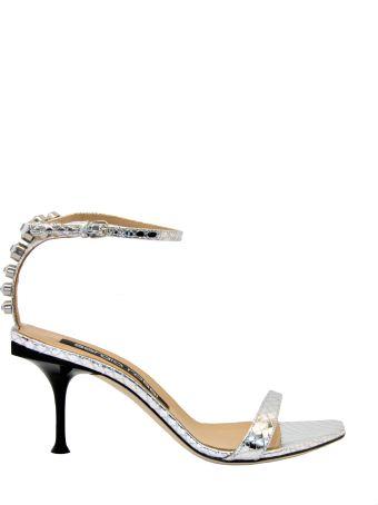 Sergio Rossi Studded Strap Sandals