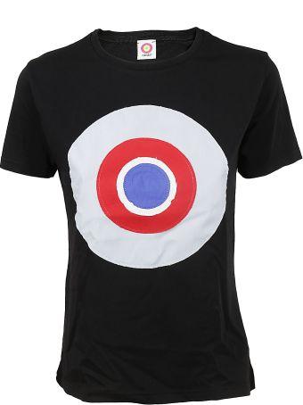 CIRCLED BE DIFFERENT Bullseye T-shirt