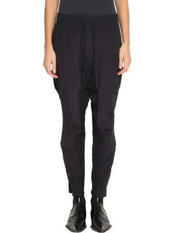 Haider Ackermann Anastase Silk Jogging Pants