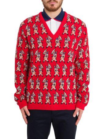 Gucci Piglets Sweater