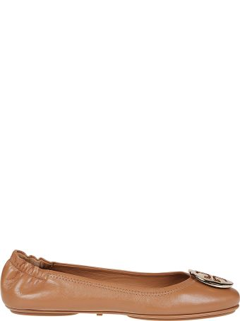 Tory Burch Minnie Travel Logo Ballerinas