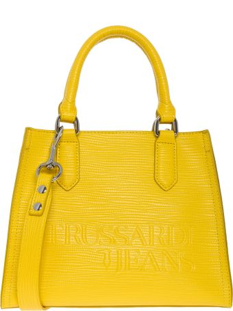 Trussardi Jeans Small Shopping Bag