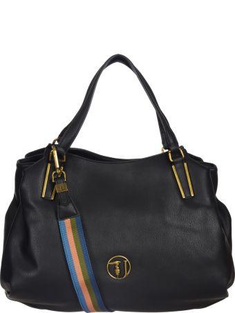 Trussardi Jeans Rabarbaro Medium Tote Bag