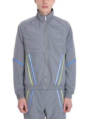 Cottweiler Grey Nylon Jacket