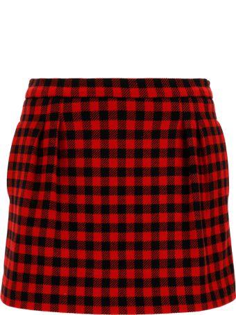 RED Valentino Valentino Red Bermuda Shorts