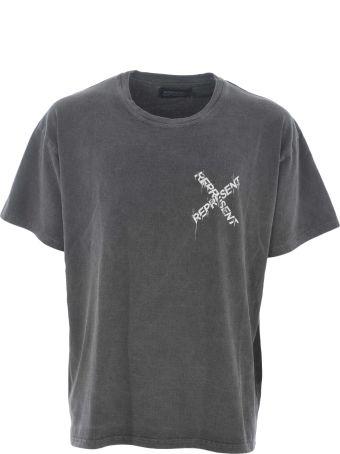REPRESENT Logo Print T-shirt