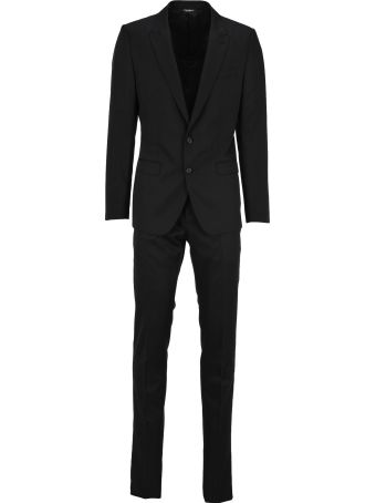 Dolce & Gabbana Dolce&gabbana Suit Two Botton Lancia