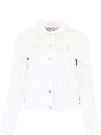 Calvin Klein Jeans Vinyl Jacket