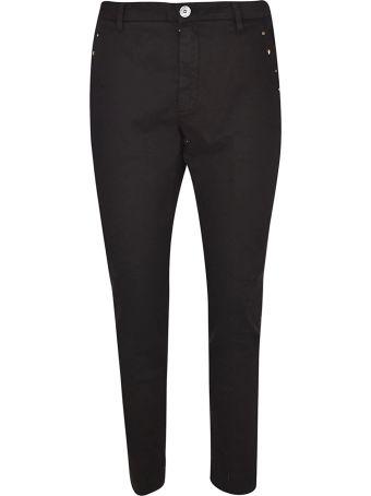 Aglini Studded Trousers