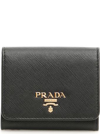 Prada Flap Wallet