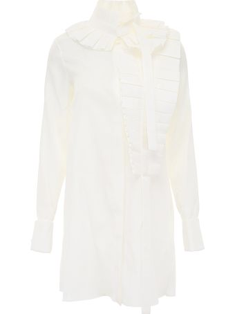 Capucci Shirt With Pleats