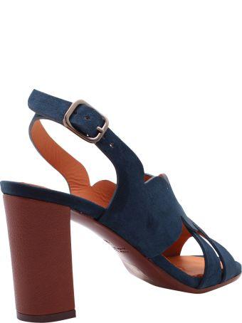 Chie Mihara Balbina-p Leather Sandals