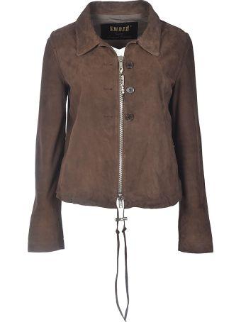 S.W.O.R.D 6.6.44 S.w.o.r.d Button Detail Jacket