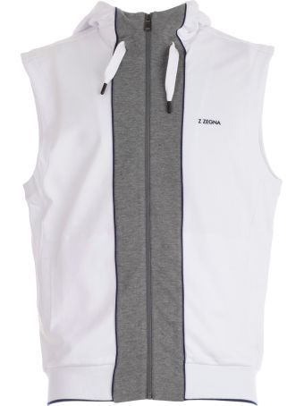 Z Zegna Sleeveless Jacket