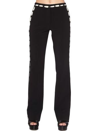 Moschino 'stitching' Pants