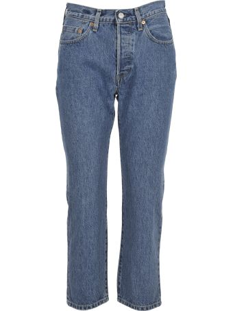 Levi's Levis Made&crafted 501 Crop