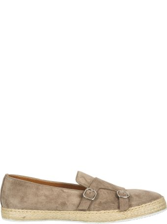 Doucal's Doucals Buckle Loafers