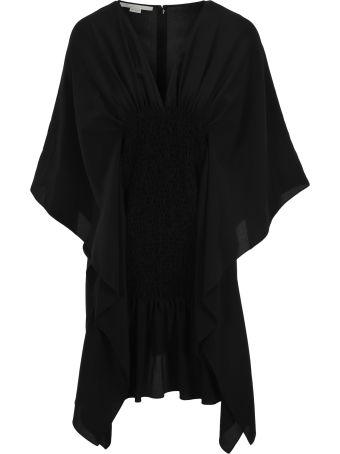 Stella McCartney Stella Mccartney Draped Mini Dress