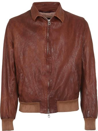 Stewart Zipped Jacket