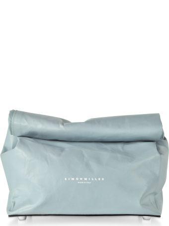 Simon Miller S809 Leather 20 Cm Lunch Bag