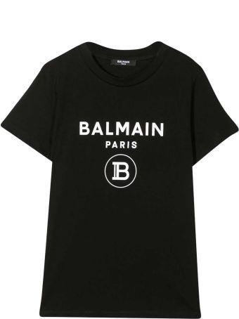 Balmain Black T-shirt