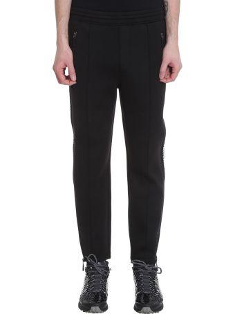 BLACKBARRETT by Neil Barrett Red Neoprene Pants