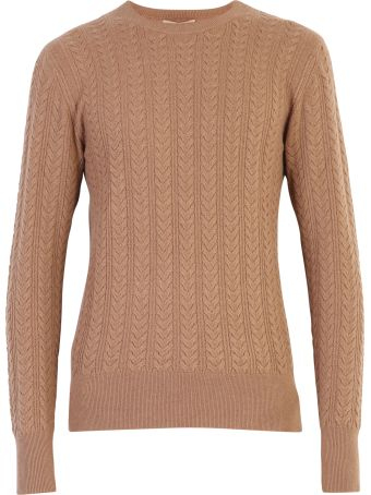 Burberry Harwood Cashmere Sweater